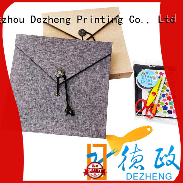 Dezheng latest picture scrapbook ODM for gift