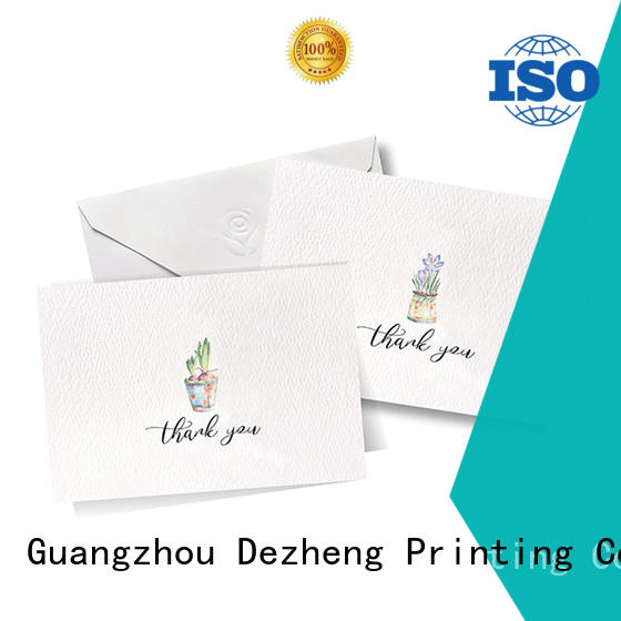 Top custom greeting cards envelope customization for gift