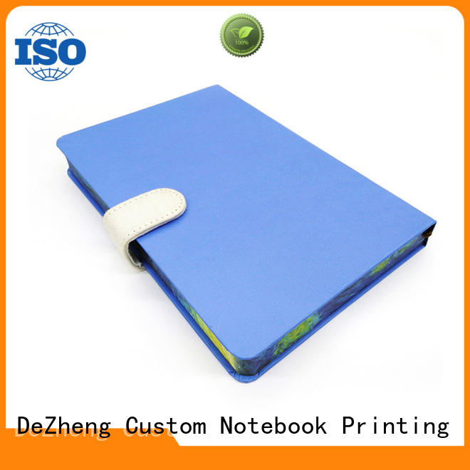 Dezheng pages Customized Notebook Supplier For journal