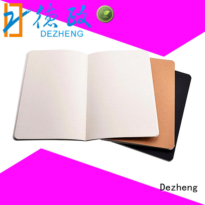 Dezheng high-quality Leather Bound Journals Manufacturers customization For business