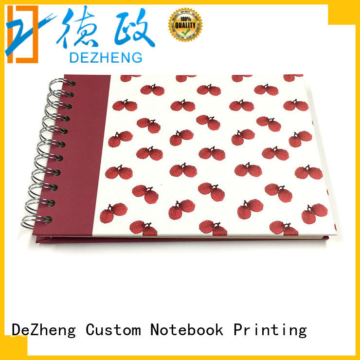 Dezheng Custom picture scrapbook for friendship