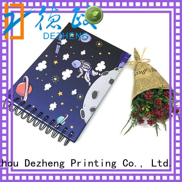 Dezheng cover self stick photo album for business for festival
