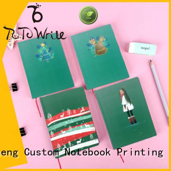 Dezheng Custom journal notebooks for sale For note-taking