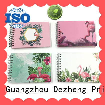 Wholesale self stick albums for photographers binding for business for friendship
