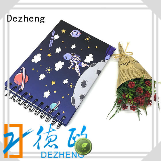 Dezheng travelers Eco Friendly Notebooks Wholesale buy now for personal design