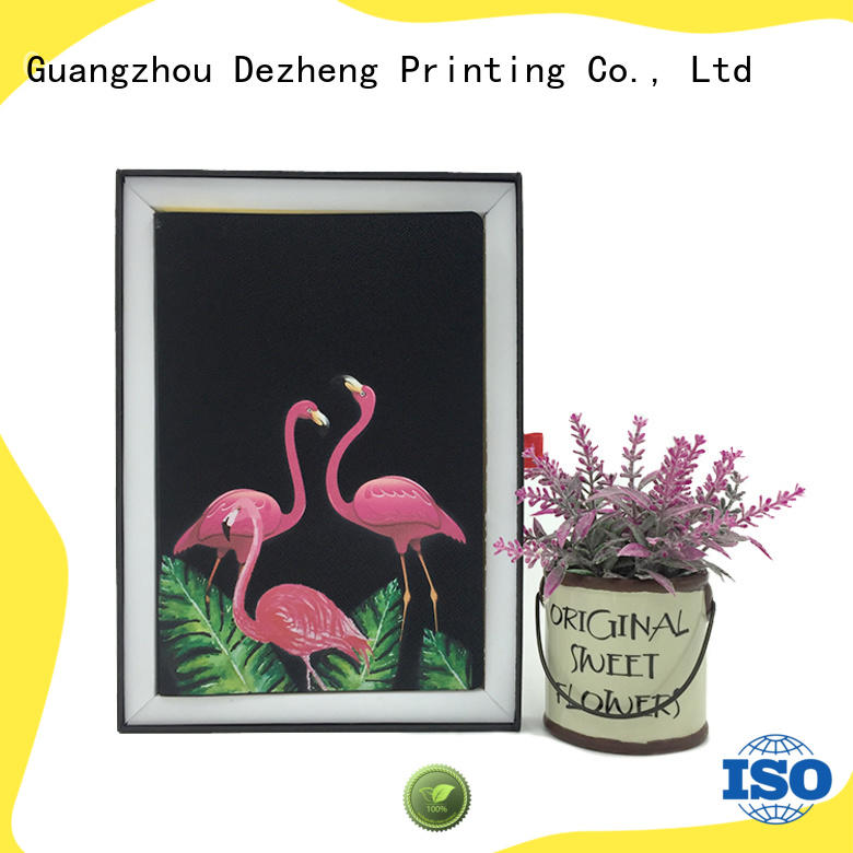 Dezheng edge Eco Friendly Notebooks Wholesale free sample For school
