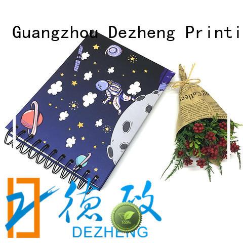 Dezheng latest self adhesive photo albums bulk production for friendship