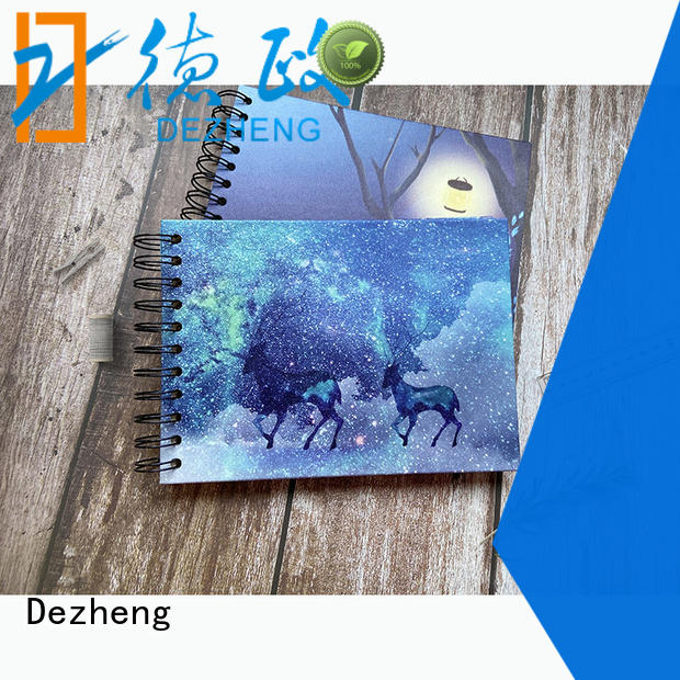 Dezheng New photo album self adhesive pages customization for gift