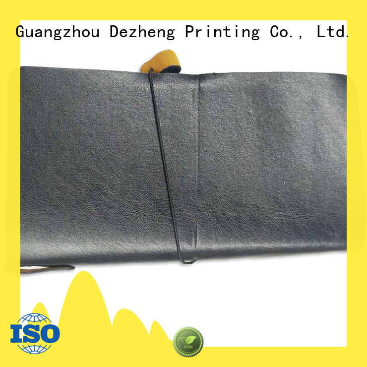 Dezheng nice leather journal For meeting