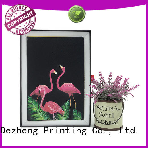 Dezheng funky Exercise Notebook Manufacturer supplier for journal
