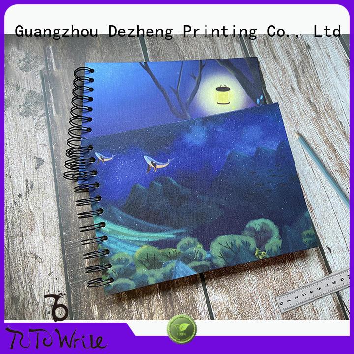Dezheng Best Notebook Manufacturer For DIY