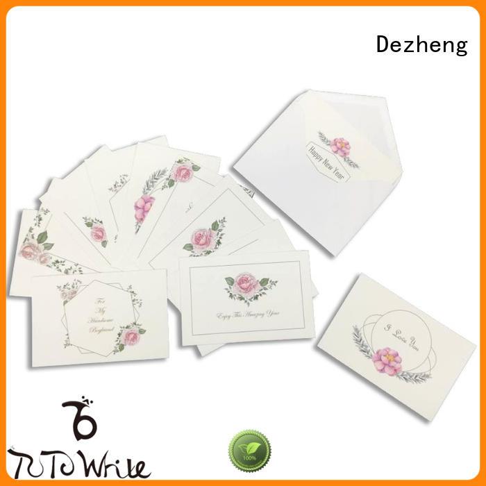 Dezheng on-sale blank envelope buy now for deliver