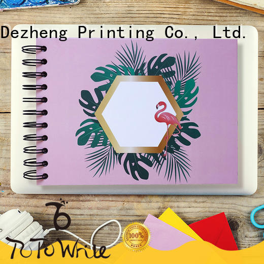 on-sale Paper Notebook Manufacturers travelers supplier For DIY