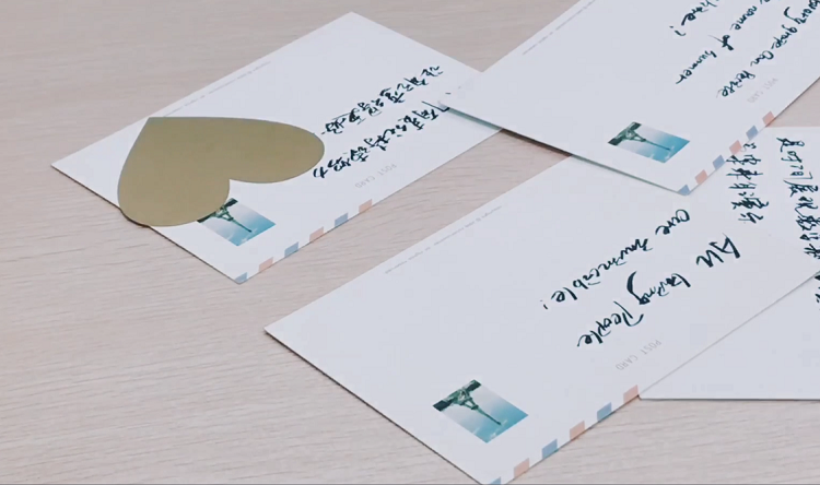 news-durable types of greeting cards paper supplier for friendship-Dezheng-img