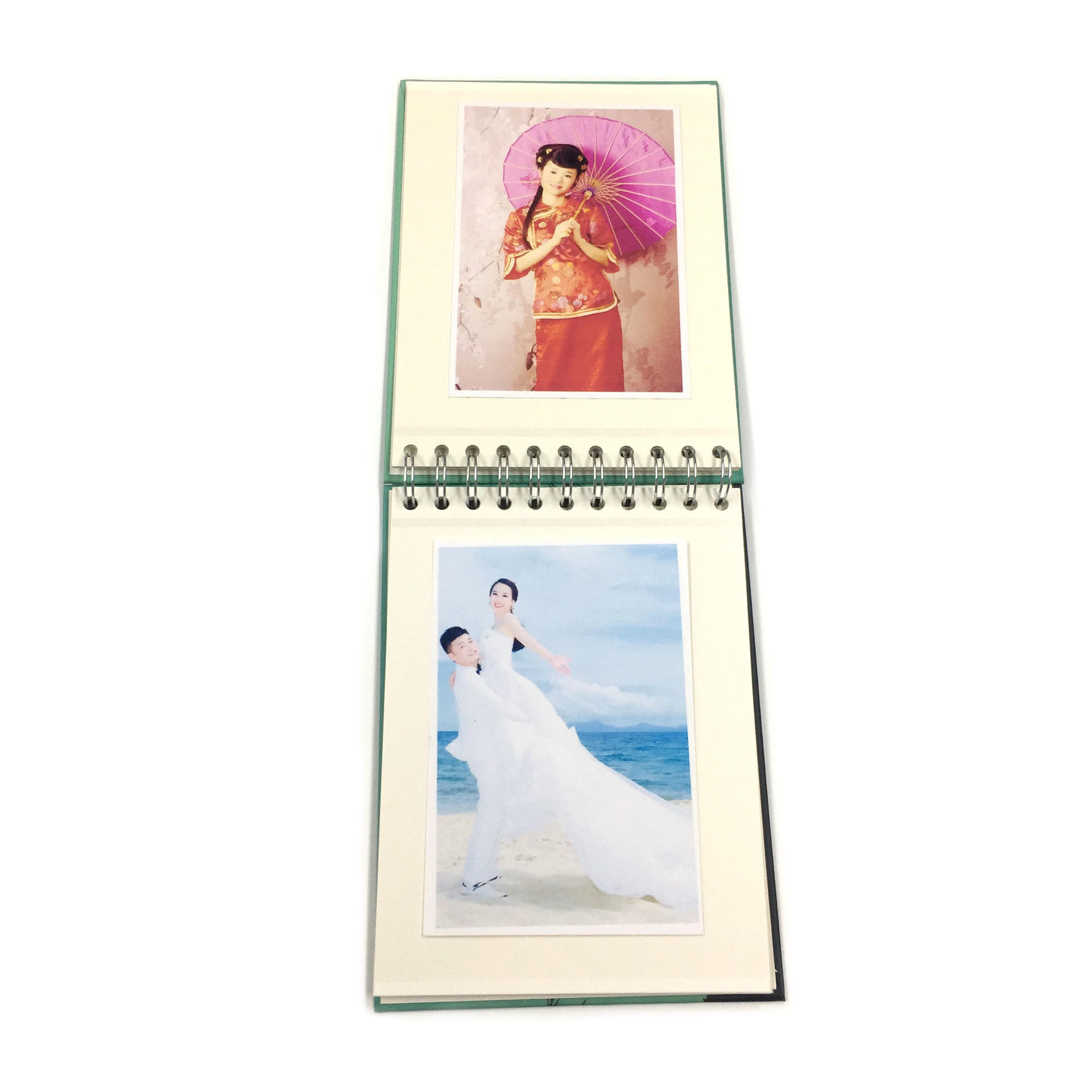 Flamigo A5 Self Adhesive Photo Album With 10 PVC Sheet Inner Pages