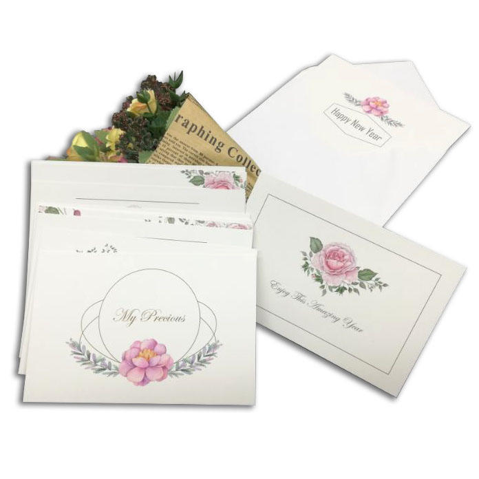 12 Pack Custom Wedding Greeting Cards For All Occasion