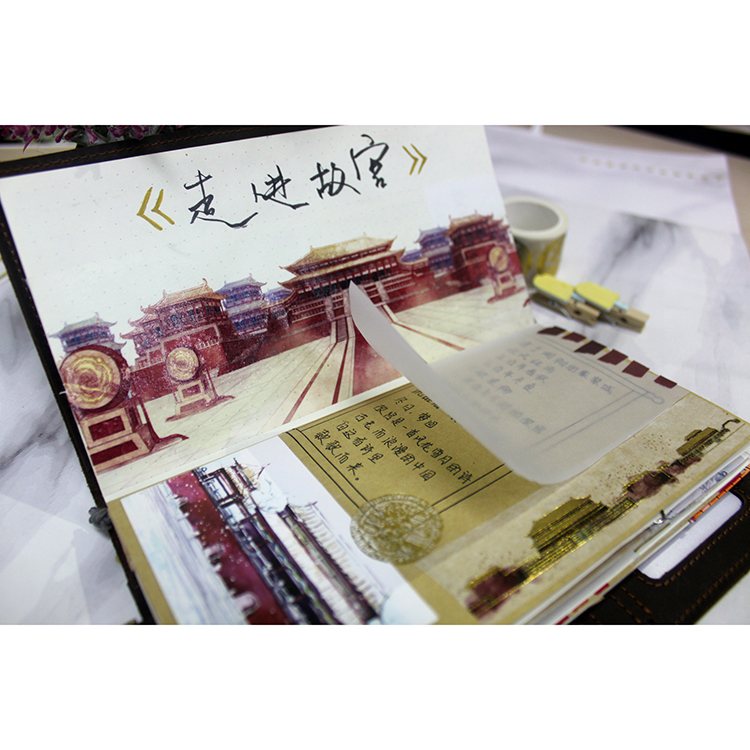 Custom notebook company for wholesale-Dezheng-img
