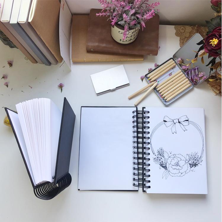 Dezheng Best Journal Supplier for business For notebooks logo design-1
