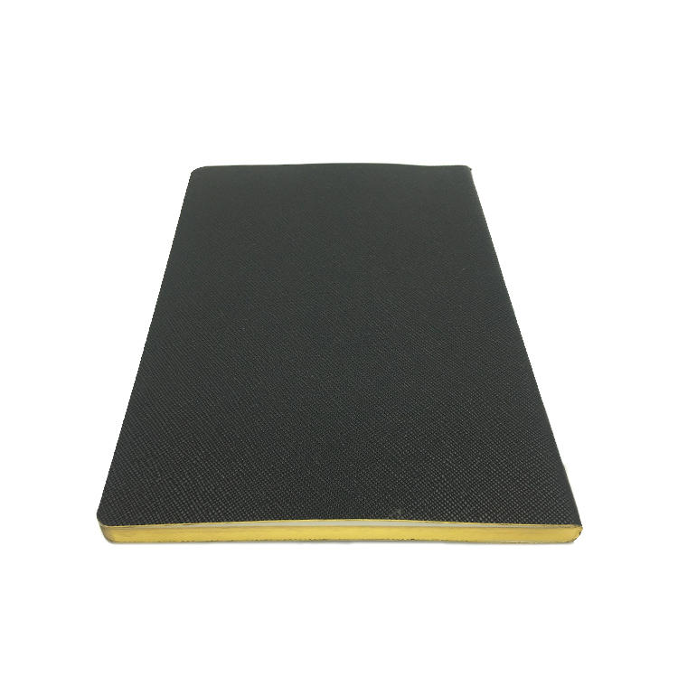 Amazon Hot Sale New Arrival Customize Printing A6 Small PU Leather Journal Writing Notebook