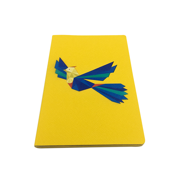 Dezheng Custom personalised leather notebook company for career-1
