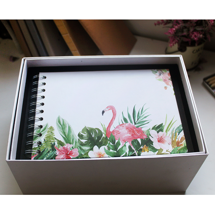 Dezheng Latest self-adhesive photo album for festival-2