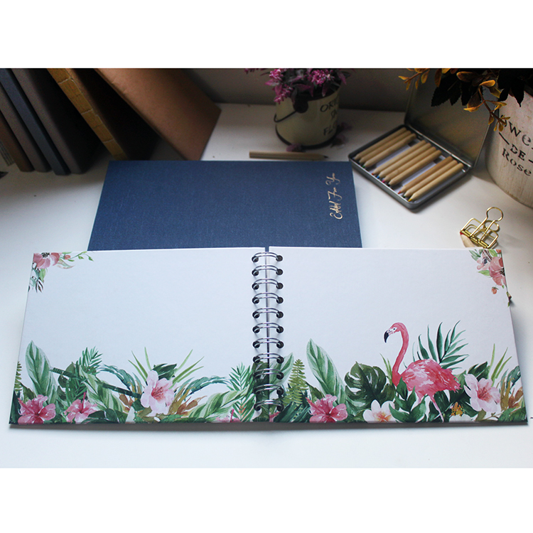 Dezheng Latest self-adhesive photo album for festival-1