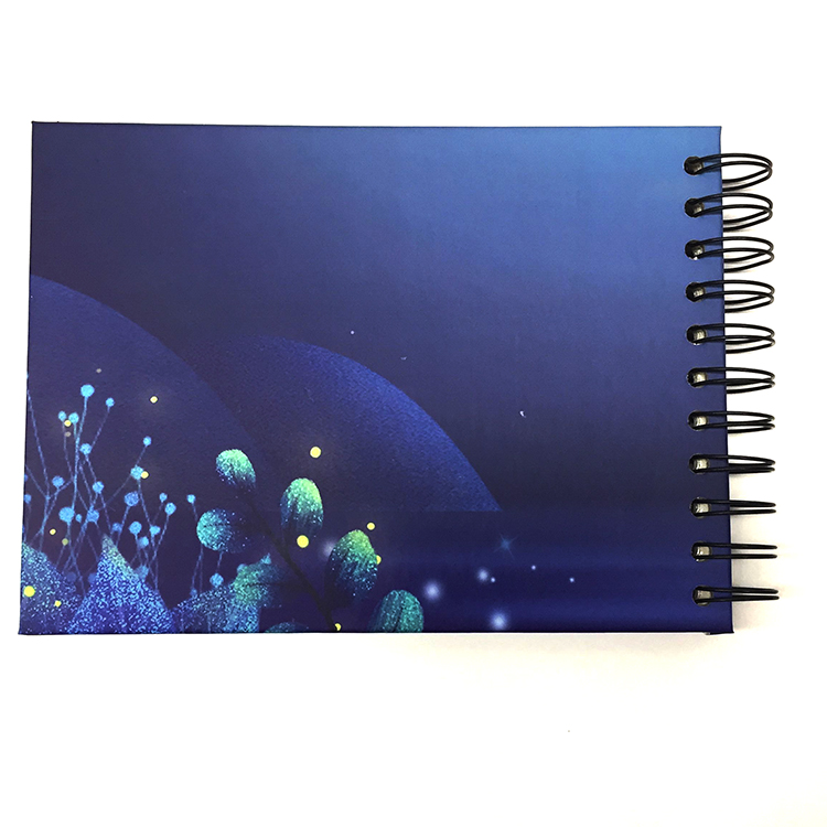 High-quality photo album with self stick pages beautiful for friendship-1