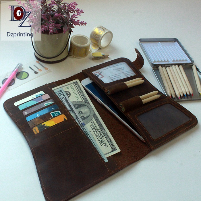 Dezheng custom leather journals for wholesale For meeting-2