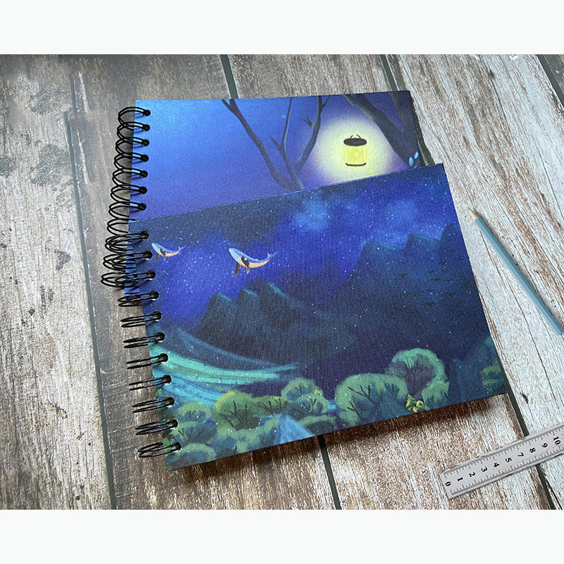 Bulk Romantic Custom Photo Album with Blank Self Stick Pages for 3R photos