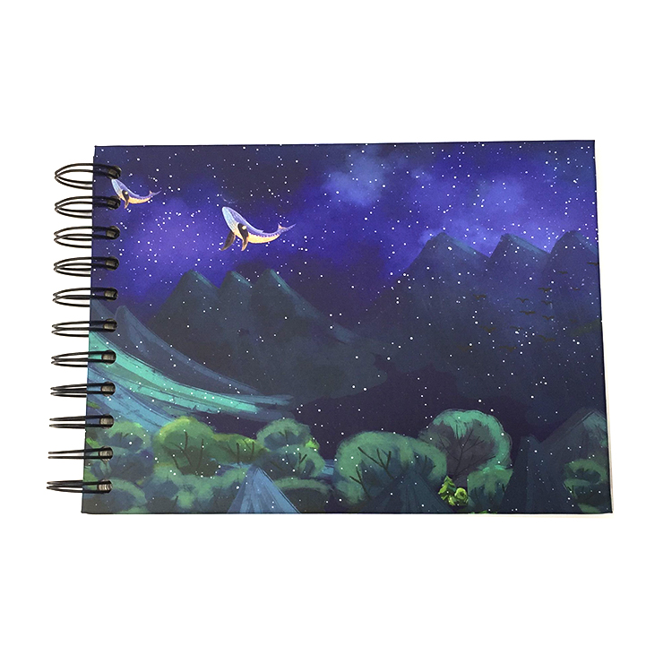 Dezheng card Notebooks For Students Wholesale For DIY-2