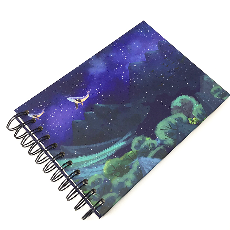 Dezheng card Notebooks For Students Wholesale For DIY-1