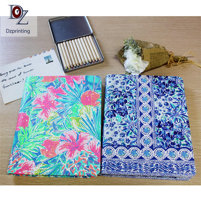 Dezheng portable custom spiral notebooks for note taking