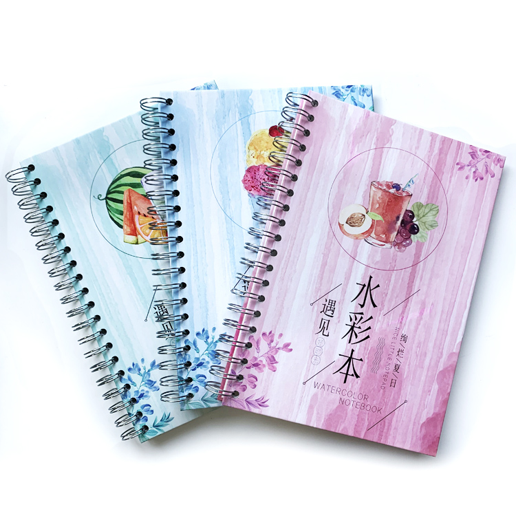 high-quality notetaking book spiral company for notetaking-2
