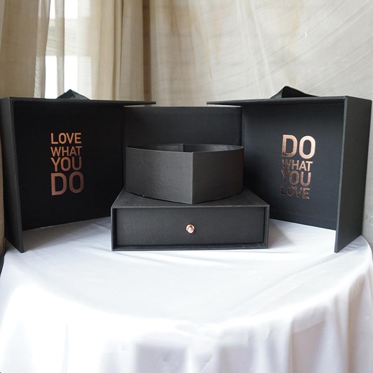 company kraft paper gift box customization-2
