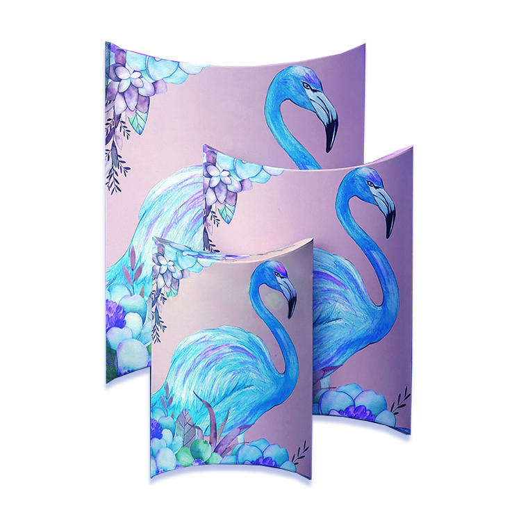 product-Dezheng-Flamingo design large custom packaging box wig pillow box for promotion-img-2