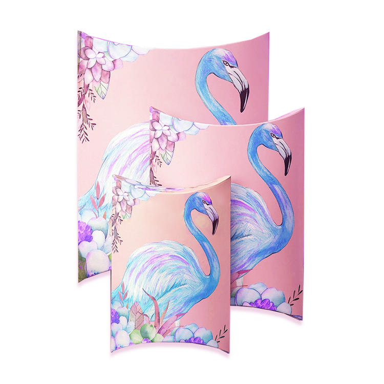 product-Dezheng-Flamingo design large custom packaging box wig pillow box for promotion-img-3