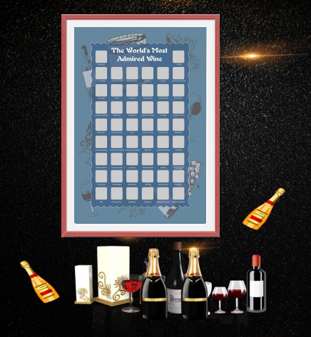 video-Video of 50 must drink red wine, beer, cocktail poster-Dezheng-img-2
