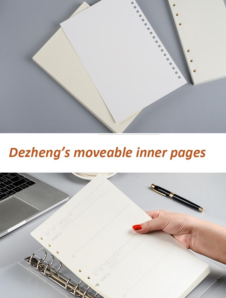 Dezheng scratch poster for business-1