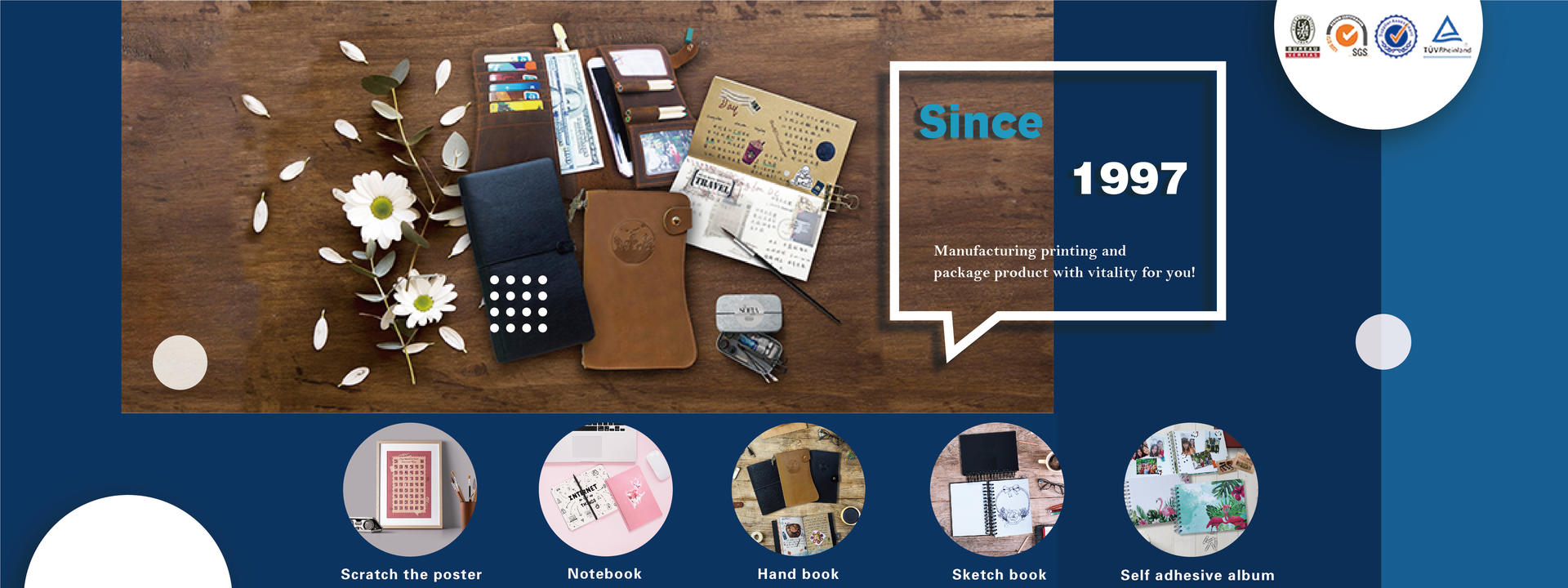category-Personalised Notebooks, Personalized Journal Notebook | DeZheng-Dezheng-img-1