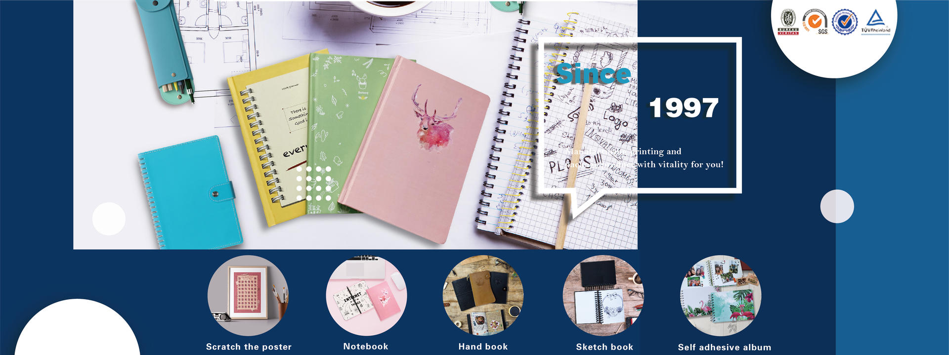 category-personalized journal notebook-Dezheng-img-1