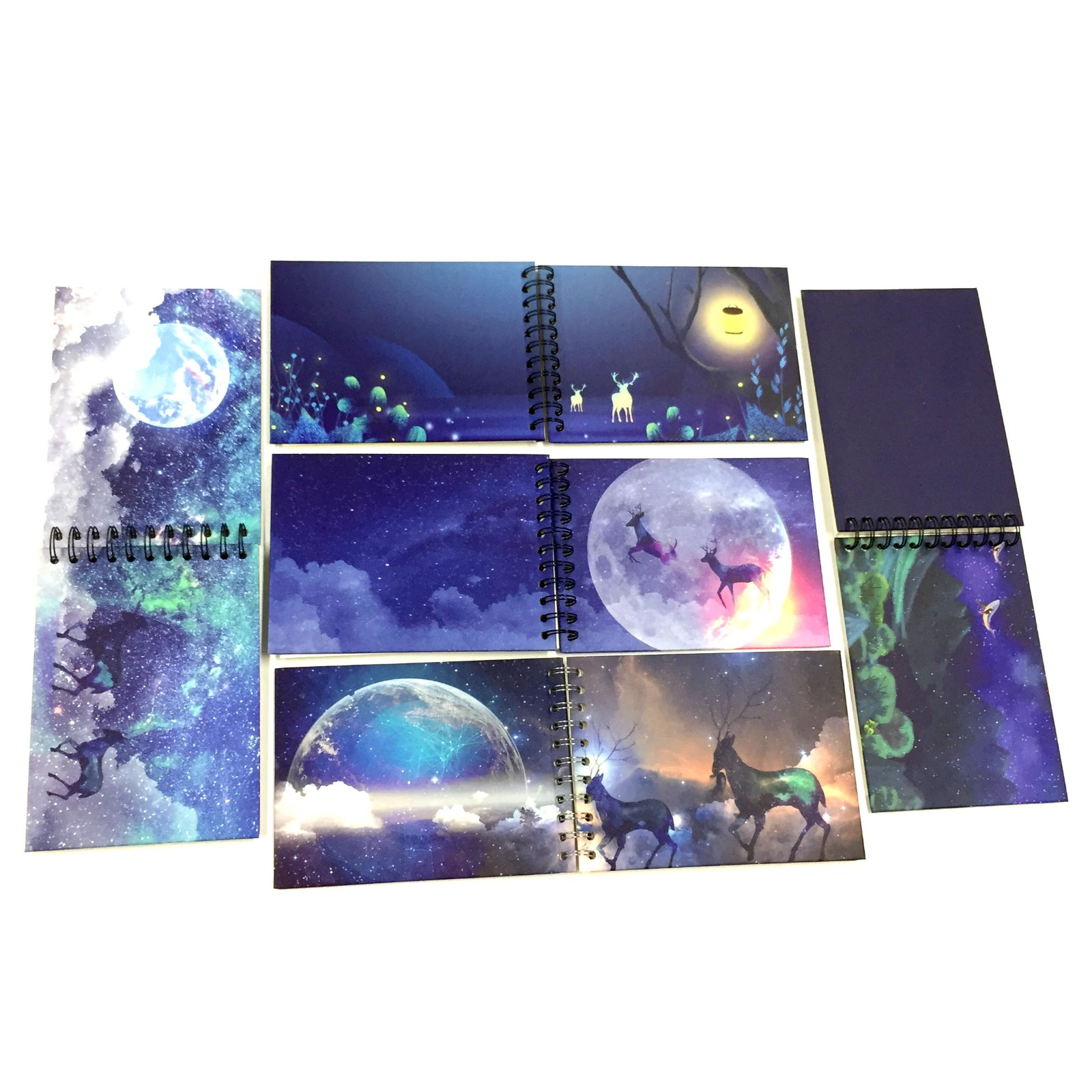 news-Mini DIY Photo Album Self Adhesive Scrapbook-Dezheng-img