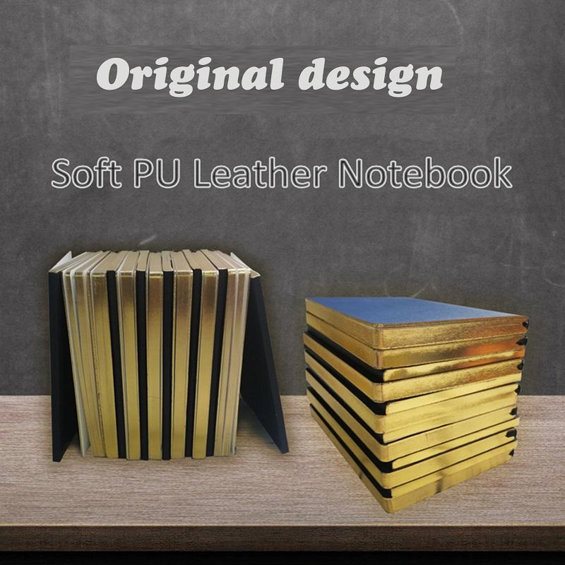 Dezheng inner custom embossed leather journal Supply for career-1