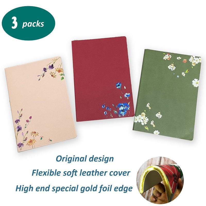 A5 Travel Notebooks and Journals With 112 Blank Pages