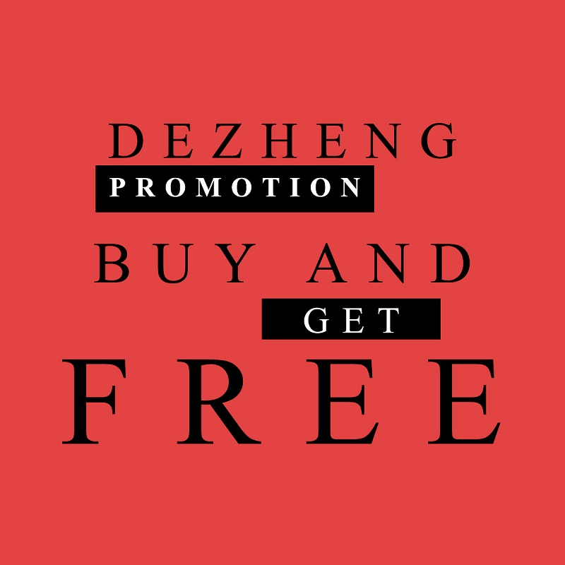 news-Dezheng-February promotion, buy and get free notebook and posters-img
