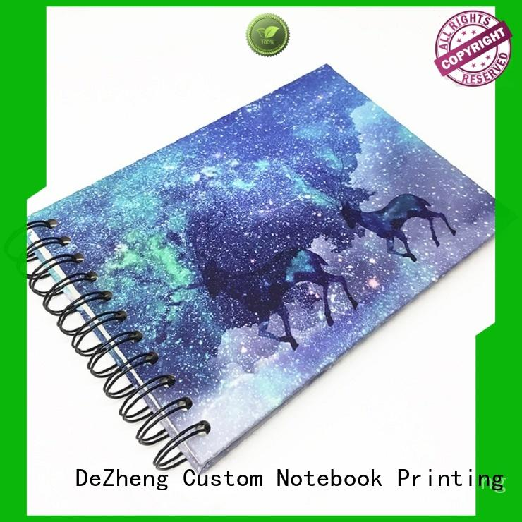 Dezheng photo album scrapbook supplier for friendship