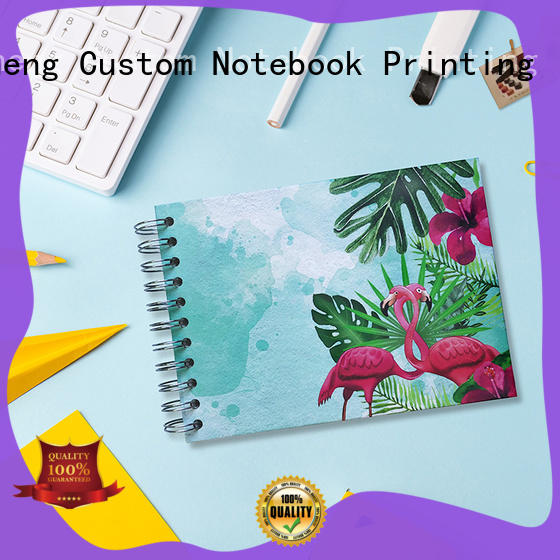 Custom scrapbook style photo album Suppliers for gift