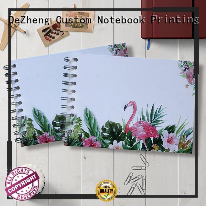 Dezheng durable self stick photo album buy now for festival