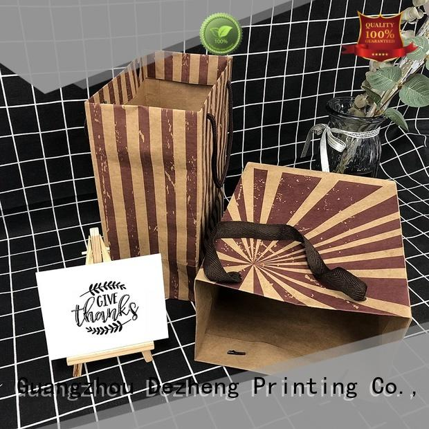 latest good quality paper bags paper Supply for friendship