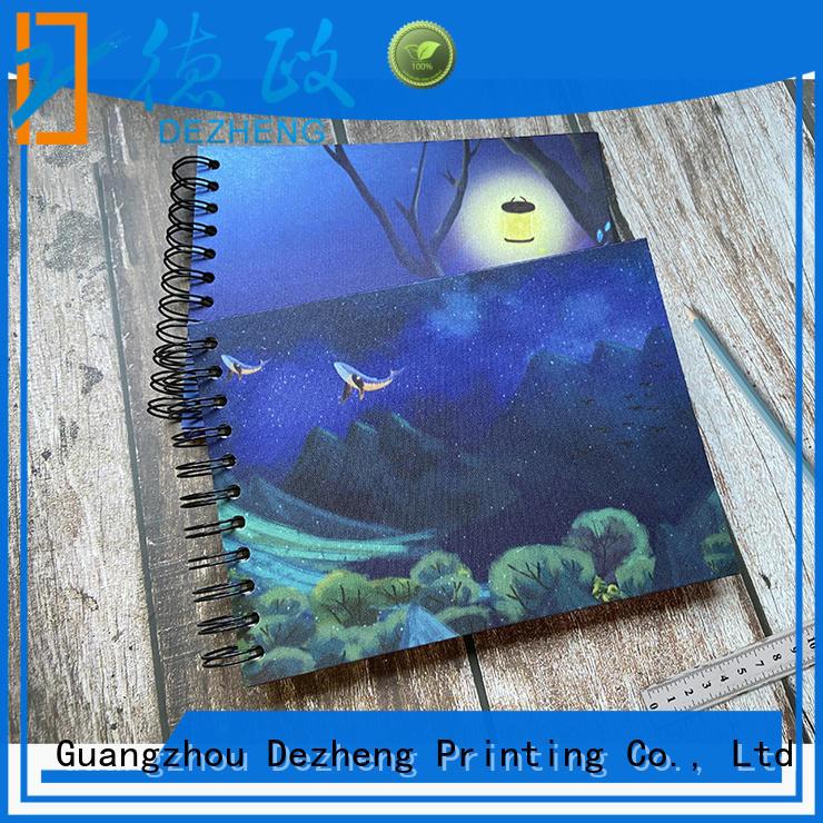 Dezheng Wholesale scrapbook style photo album for business for friendship