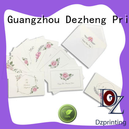 Dezheng universal congratulation card Supply